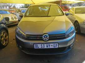 For sale in East Rand Springs 2011 VW Golf 6 1.4 TSi