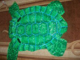 надувной матрас плот черепаха