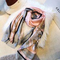Шелковый шарф палантин Burberry 4 расцветки