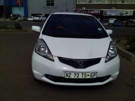 Honda jazz automatic