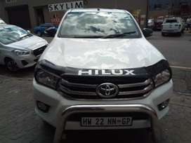Toyota Hilux 2.4 for SELL