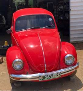 Red Beetle 1600
