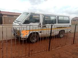 Used as a taxi and still operates
