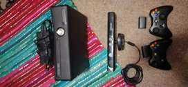Xbox 360 with kineticet