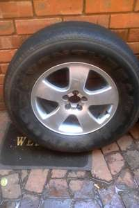 Image of Kumho p 255/65 R16 tired for sale