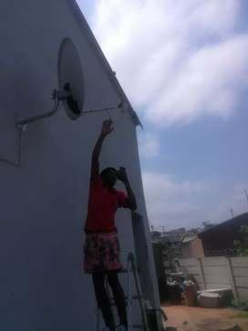Dstvs, Cctvs and plumbing Doctors in affordable prices