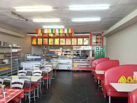 Restaurant and Butchery for sale