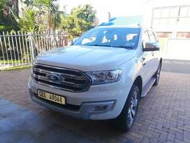 Ford Everest 3.2 4x4 Limited Edition