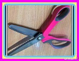 Nożyczki Krawieckie ZygZak (Ząbkami)