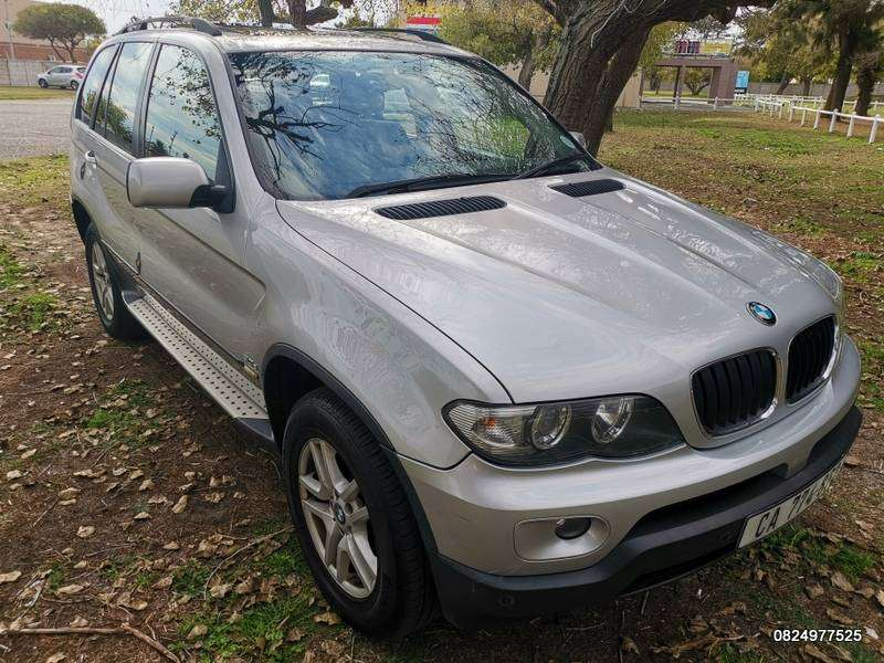 2006 BMW X5 3.0d Exclusive Steptronic 0
