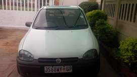 Opel Corsa Lite - Good Condition