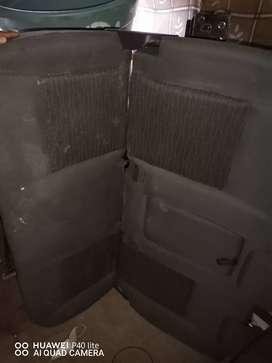 Ford ranger double cab seats