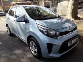 2019 Kia Picanto, 27,000km, service book, sparekey, manual, engine 1.0
