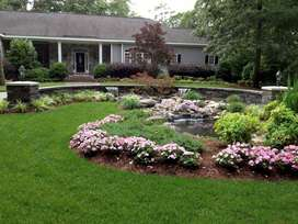 Landscaping, Gardening, Grass cutting commercial& residential cleaning