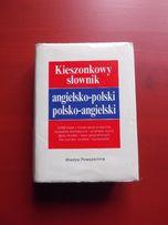 kieszonkowy słownik polsko-angielski angielsko-polski