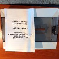 двухканальный электронный регулирующий индикатор температуры