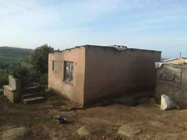 2 Room House for Sale in Cottonlands Verulam R75 000