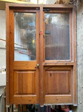Oregan wooden doors