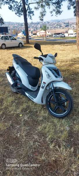 300cc scooter