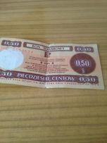 Pięćdziesiąt centów