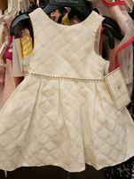 Nowa Sukienka roz.68 chrzest lub inna okazja