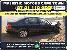 Bmw 320i all spares and parts for sale