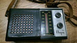Радио приёмник КВАРЦ