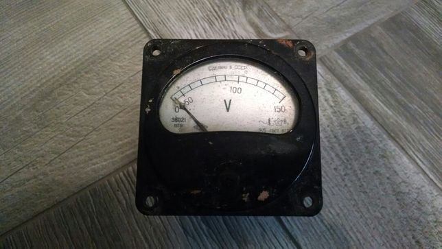 Вольтметр Э8021 150В, 150V