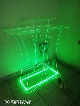LED LIGHTS PULPITS/ PODIUMS GREAT PRICE