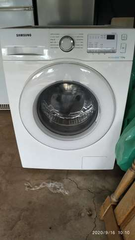 Samsung eco buble 7kg washing machine
