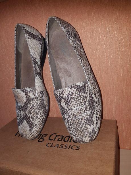 Удобные туфли из кожи питона Бердянск - изображение 5