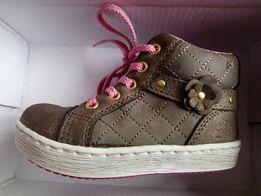 buty buciki dziewczynka 22