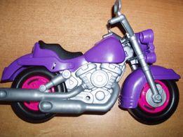 Мотоцикл детский игрушечный