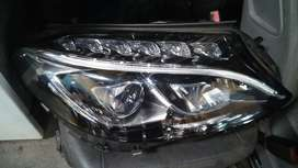 Mercedes BMW Headlight