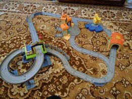 Большая интерактивная железная дорога Чаггингтон Chuggington
