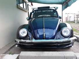 vw beetle, 1974 model 1600 twin port not using points