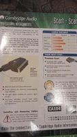кабель межблочный Cambrige Audio-видео pro scart 2 mт