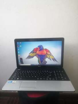 Acer core i3 laptop