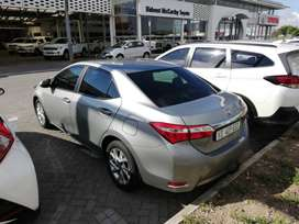 Corolla 1.4 D4D Prestige...brilliant car
