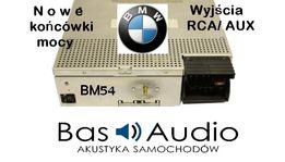 BM54 Tuner Naprawa BMW E38 E39 E46 X5 w cenie 220zł BasAudio Śląsk