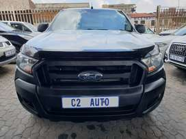 2016 Ford Ranger 2.2 DTCI Single Cab Manual