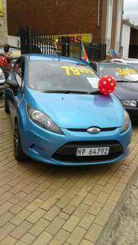 Image of 2009 ford fiesta 1.6