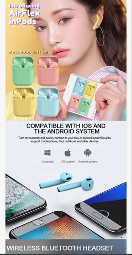 Bluetooth earphones with great quality for Android, IOS & Windows