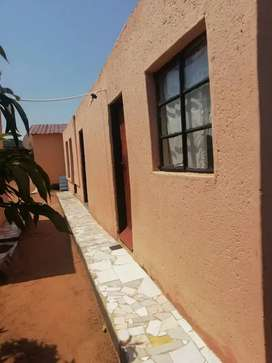 Room for rent at seshego zone 8