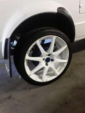 "17"" Volkswagen Mags to sell or swop for 14""/15"" mags"