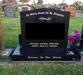 Allow us to make a tombstone befitting the memory of your loved one