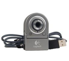 Веб камера Logitech QuickCam for Notebooks Deluxe