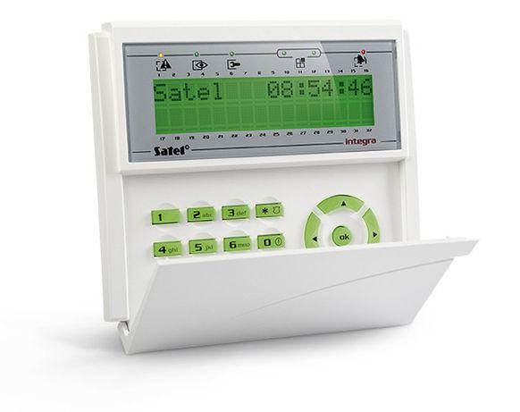 Alarm Satel Integra 32 zestaw alarmowy do 10 czujników Węgrów - image 2
