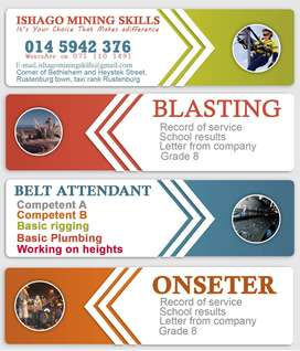 COMPENTENT A&B COURSES AND TRAINING IN KOSTER, RUSTENBURG