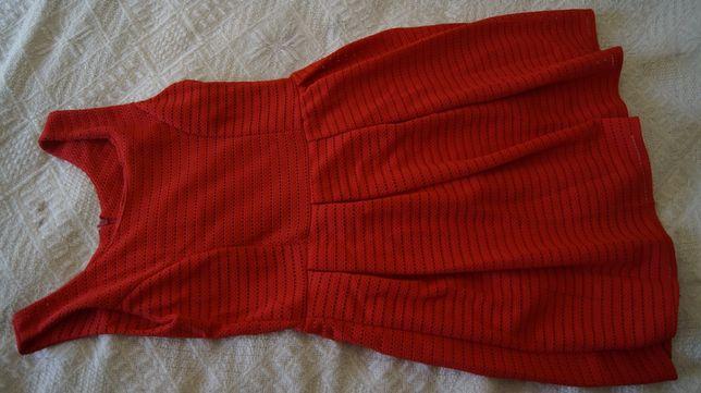 sukienka czerwona wizytowa balowa Poznań - image 1